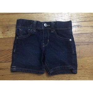Little Girls Jean Short (2T)